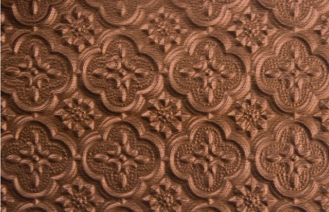 tin backsplash roll pvc 1 1 4 pattern copper wallpaper