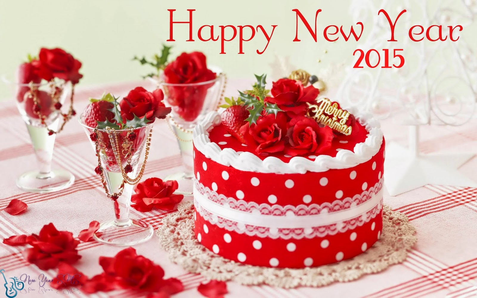 happy new year images hd background