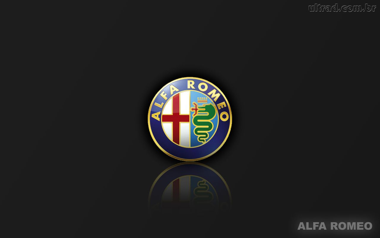 Alfa Romeo Wallpaper Logo - WallpaperSafari