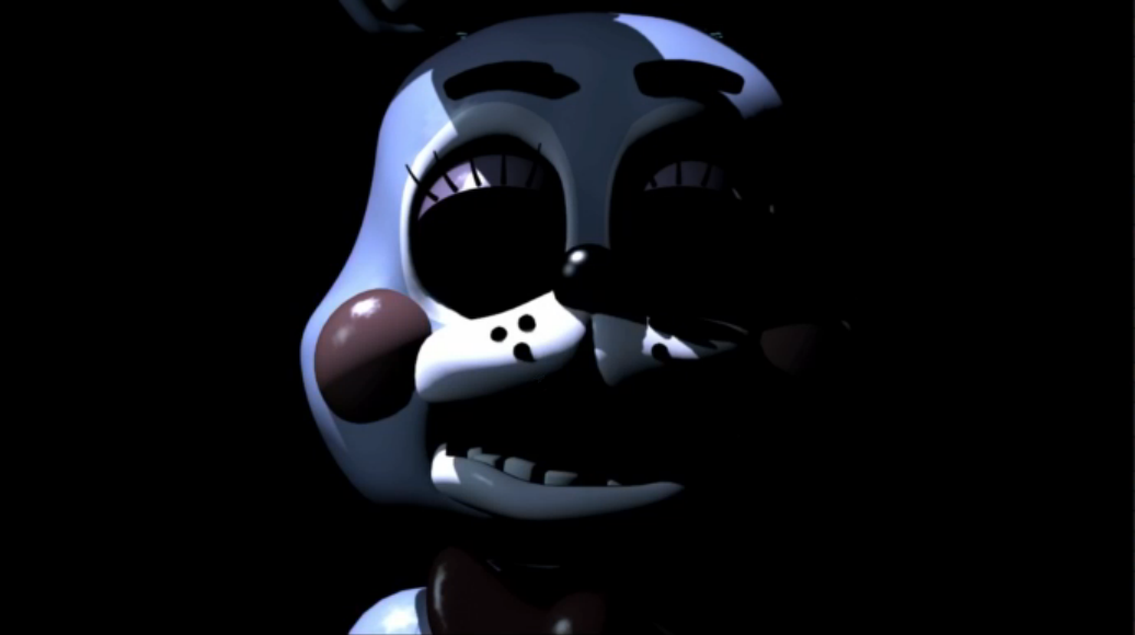Free download Image Toy bonnie death screenpng Five Nights