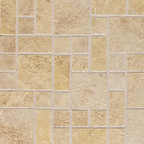 44 Ceramic Tile Look Wallpaper On