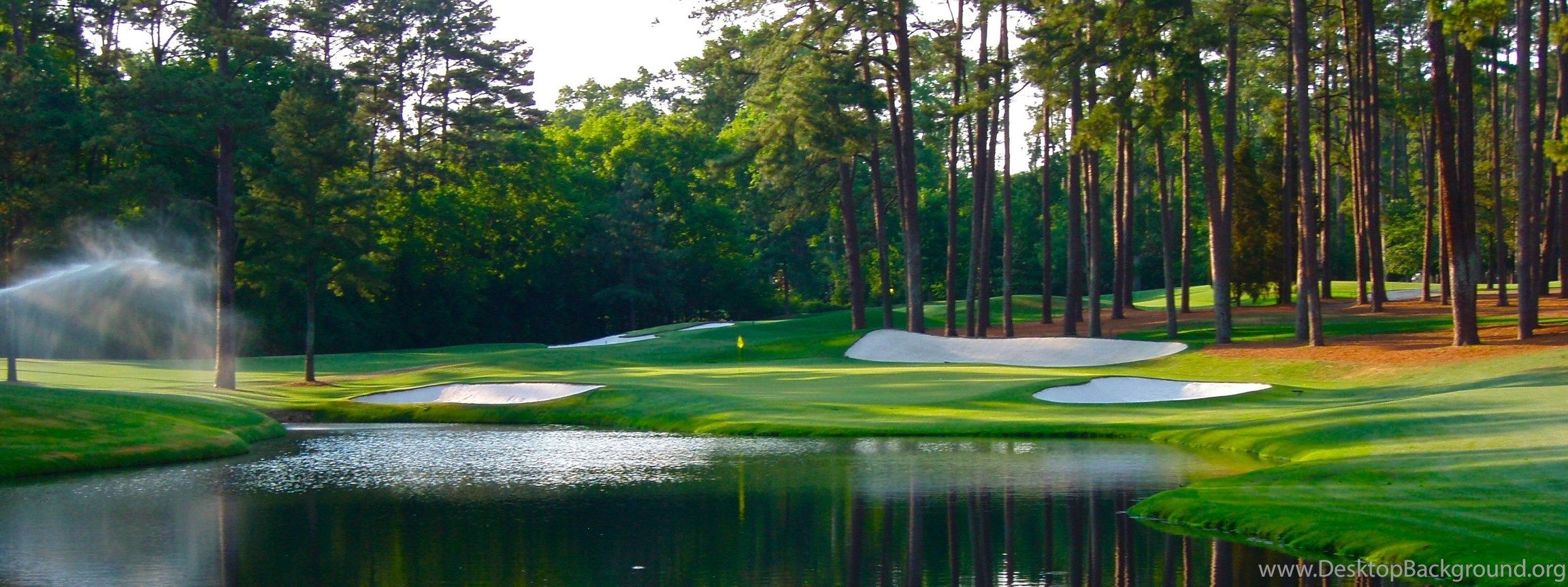 65 Augusta National Golf Wallpapers   Download at WallpaperBro 2304x864