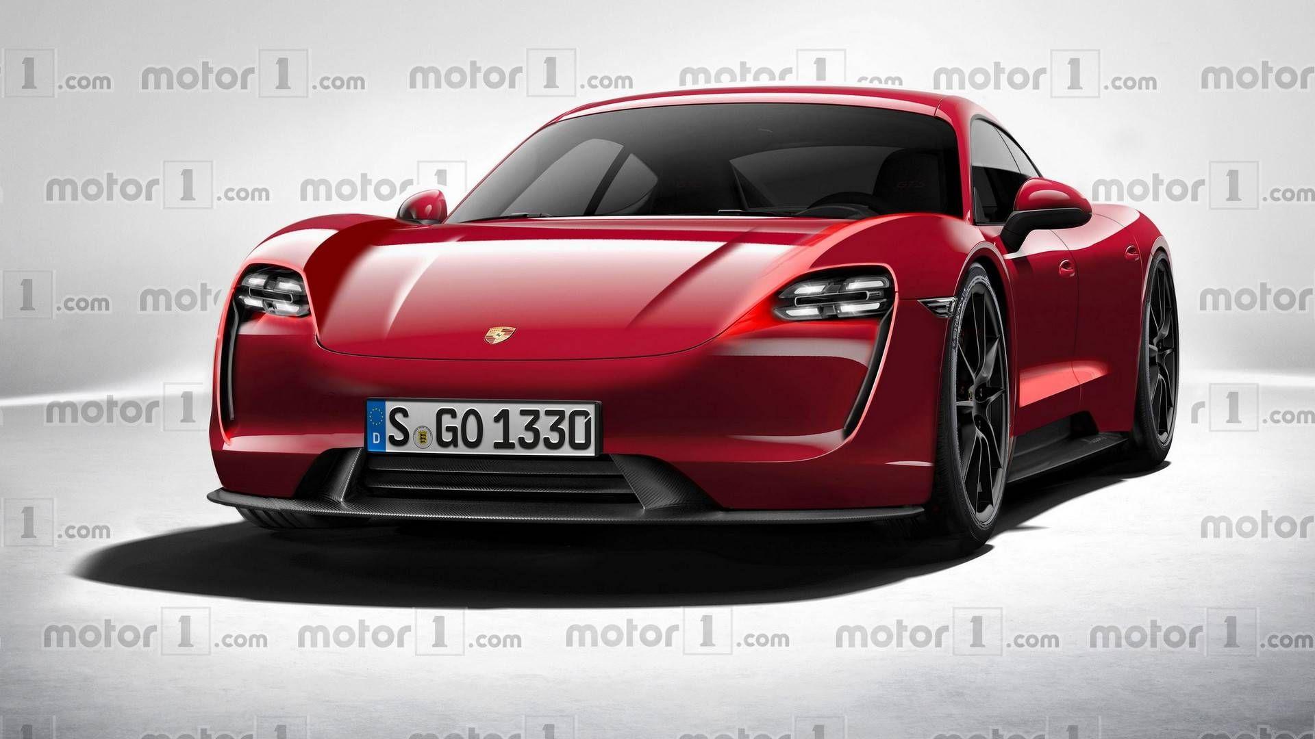 2020 Porsche Taycan Everything We Know 1920x1080