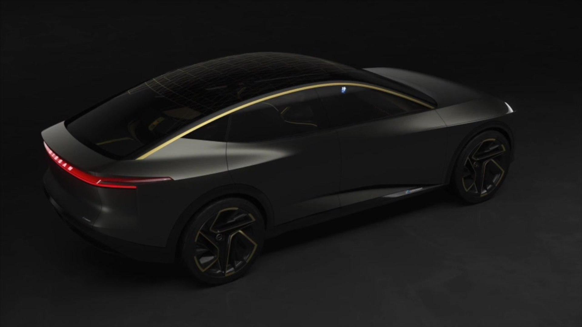 Nissan IMs EV Sports Sedan concept makes world debut at 2019 North 1920x1080