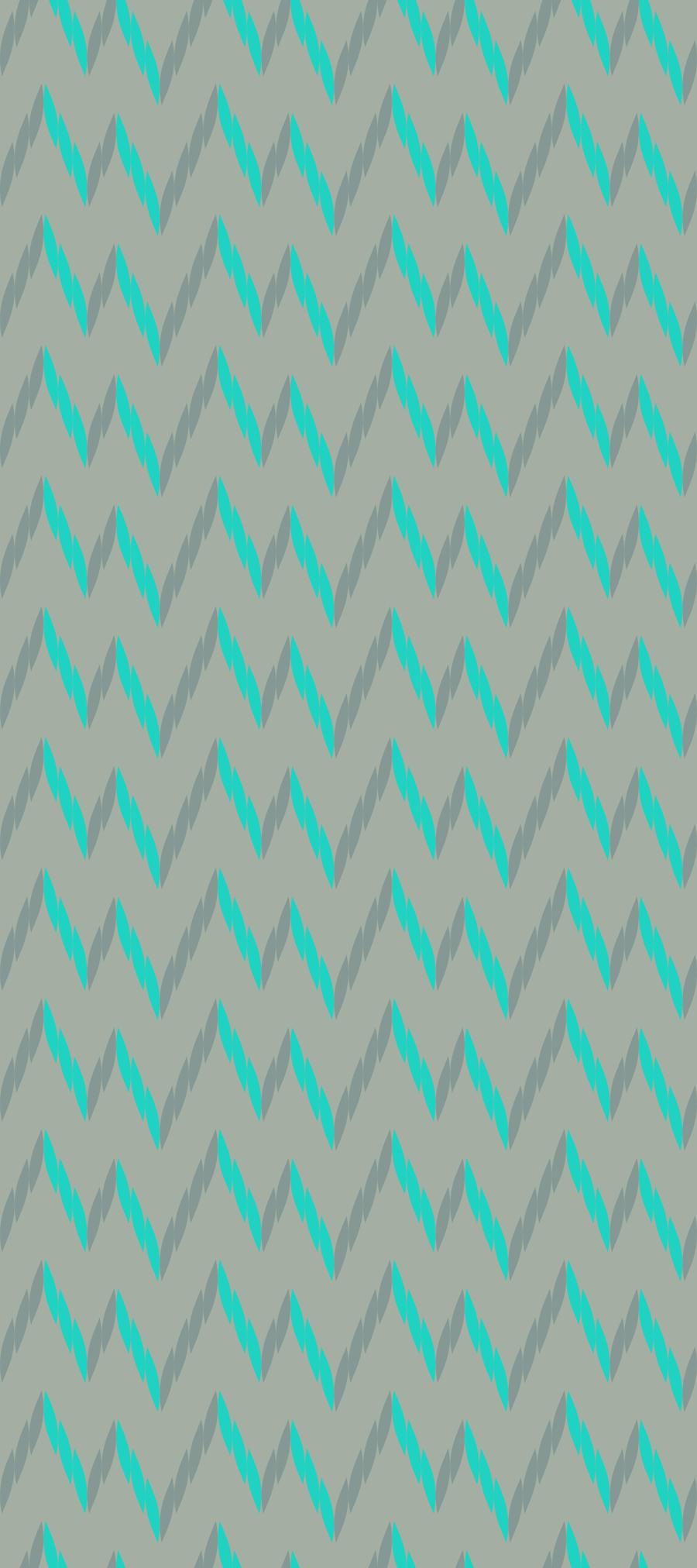 Gray And White Chevron Wallpaper Knit zig zag   gray 900x2024