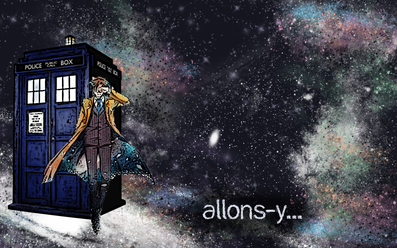 Doctor Who 1280x800