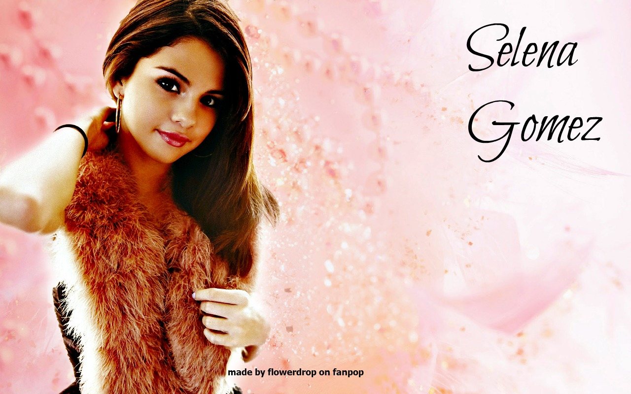 Selena Wallpaper   Selena Gomez Wallpaper 33039797 1280x800
