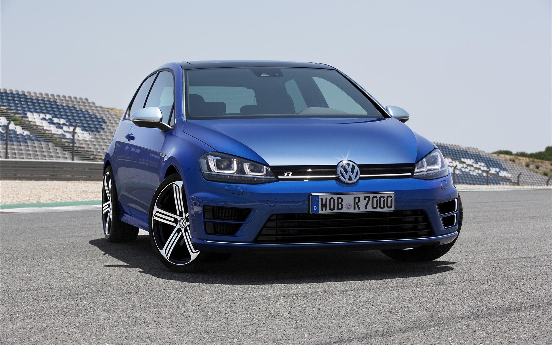 2014 Volkswagen Golf R Wallpaper HD Car Wallpapers 1920x1200