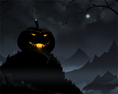 Scary Halloween Wallpapers Backgrounds 500x400