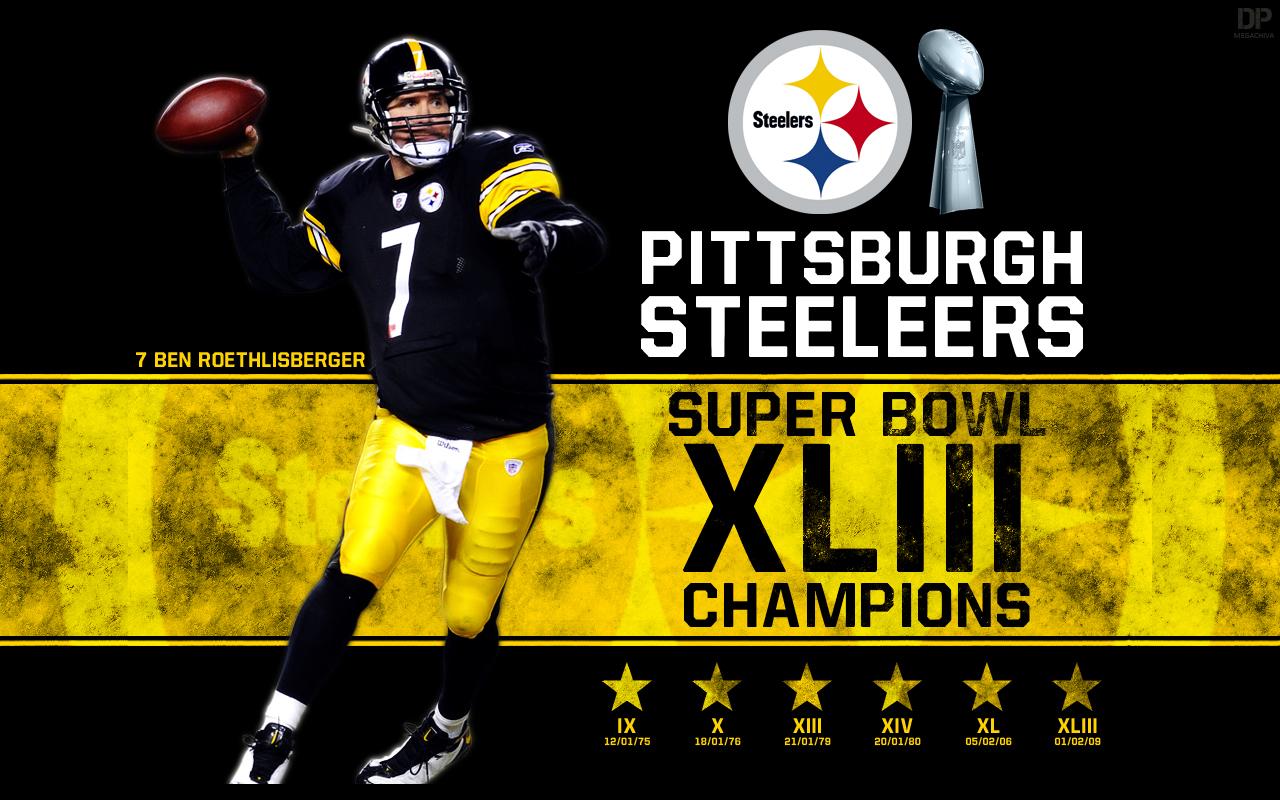 Pittsburgh Steelers wallpaper HD desktop wallpaper 1280x800