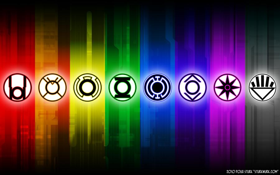 Lantern Corps Wallpaper by sturkwurk 900x563