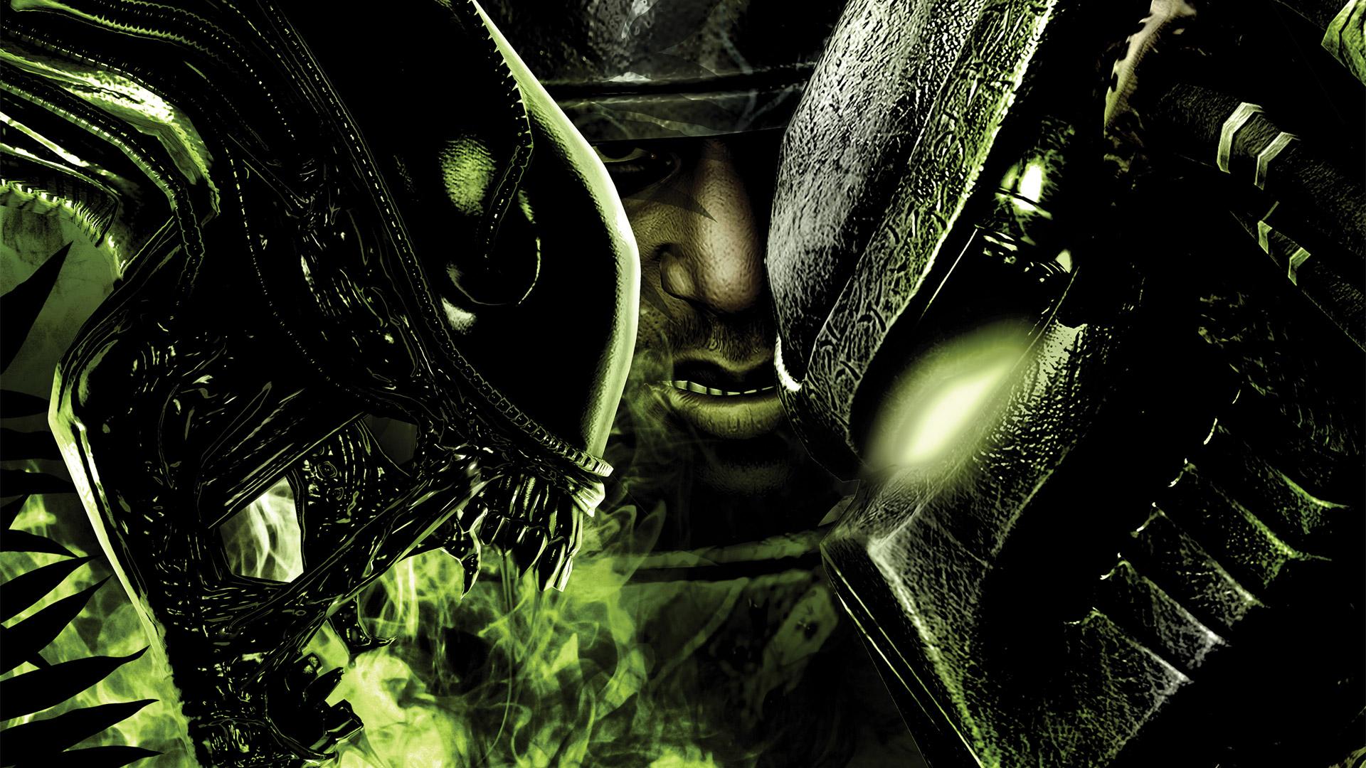 Alien Vs Predator Hd Wallpapers: Alien Gear Wallpaper