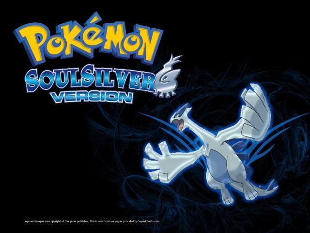 Pokemon Soul Silver Wallpapers Nintendo DS 640x480