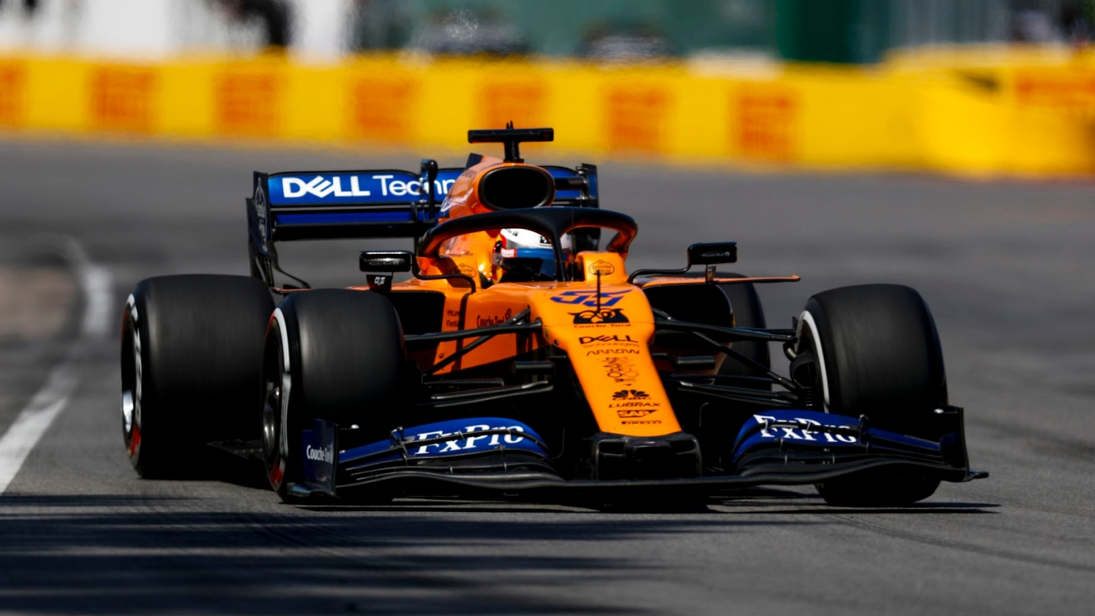McLaren F1 Racing Team Sainz Norris 1536x864