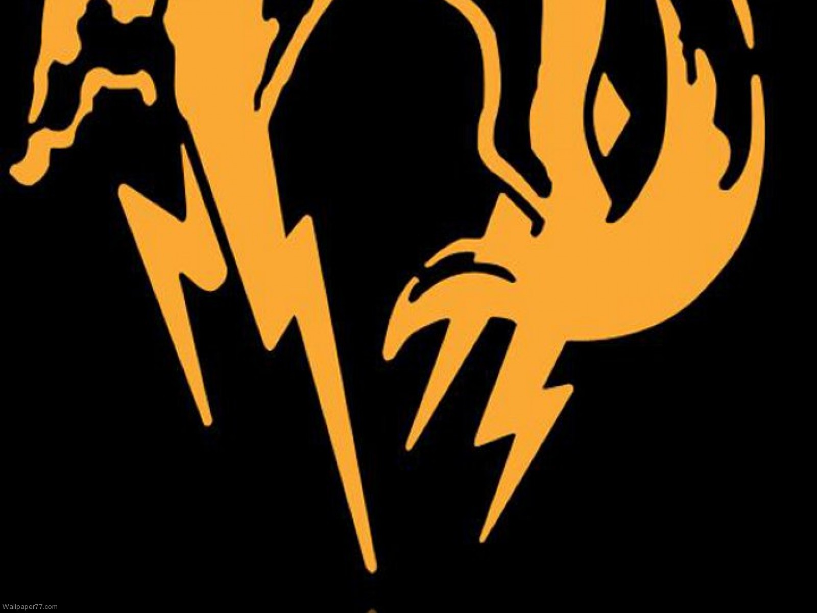 Foxhound Metal Gear Logo 2 Solid 1600x1200