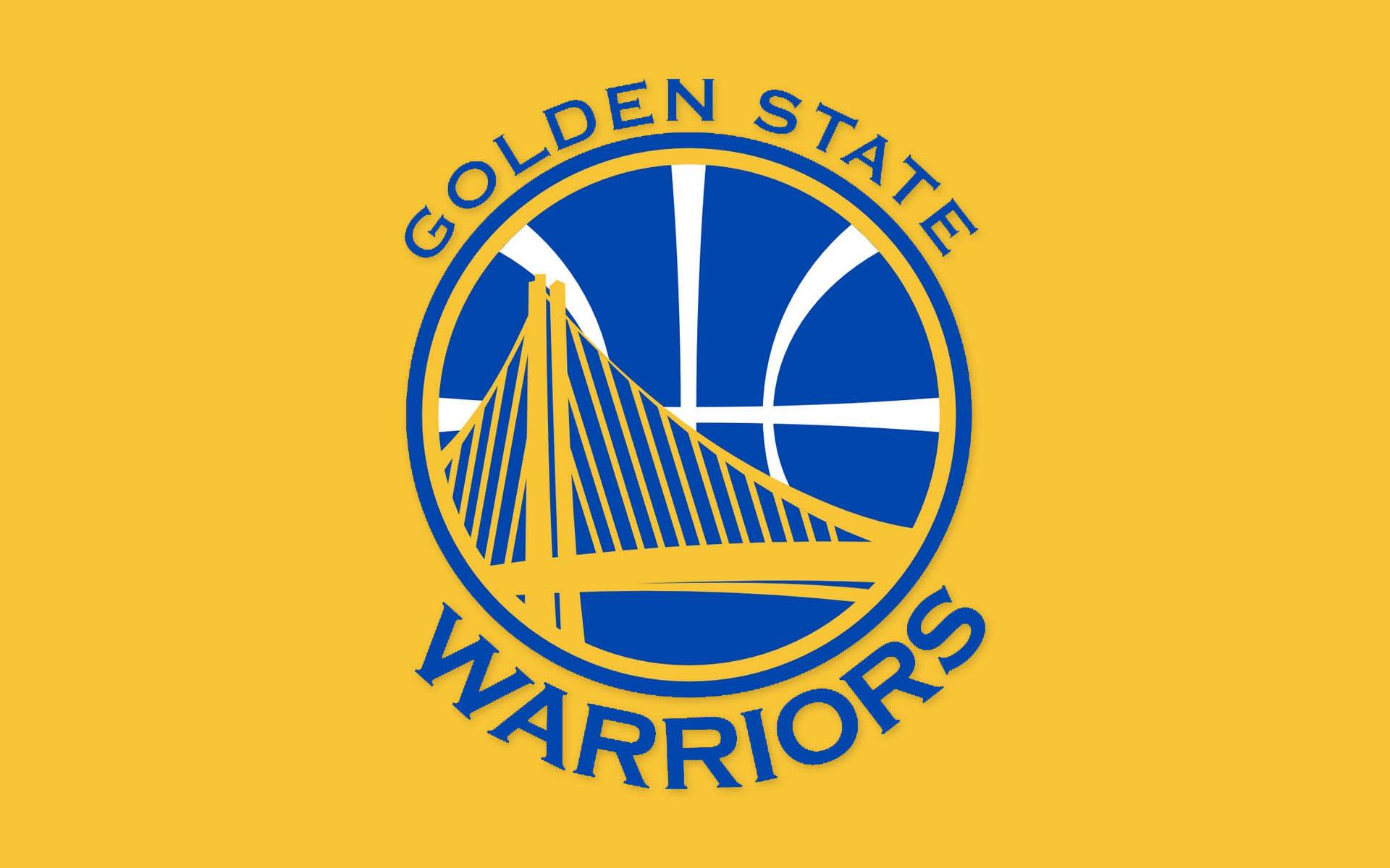 nba golden state warriors logo wallpaper 3003jpg 1920x1200