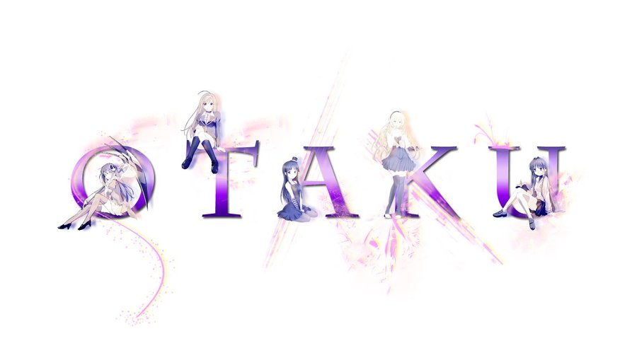 Otaku Wallpaper Purple By Amyamiki X