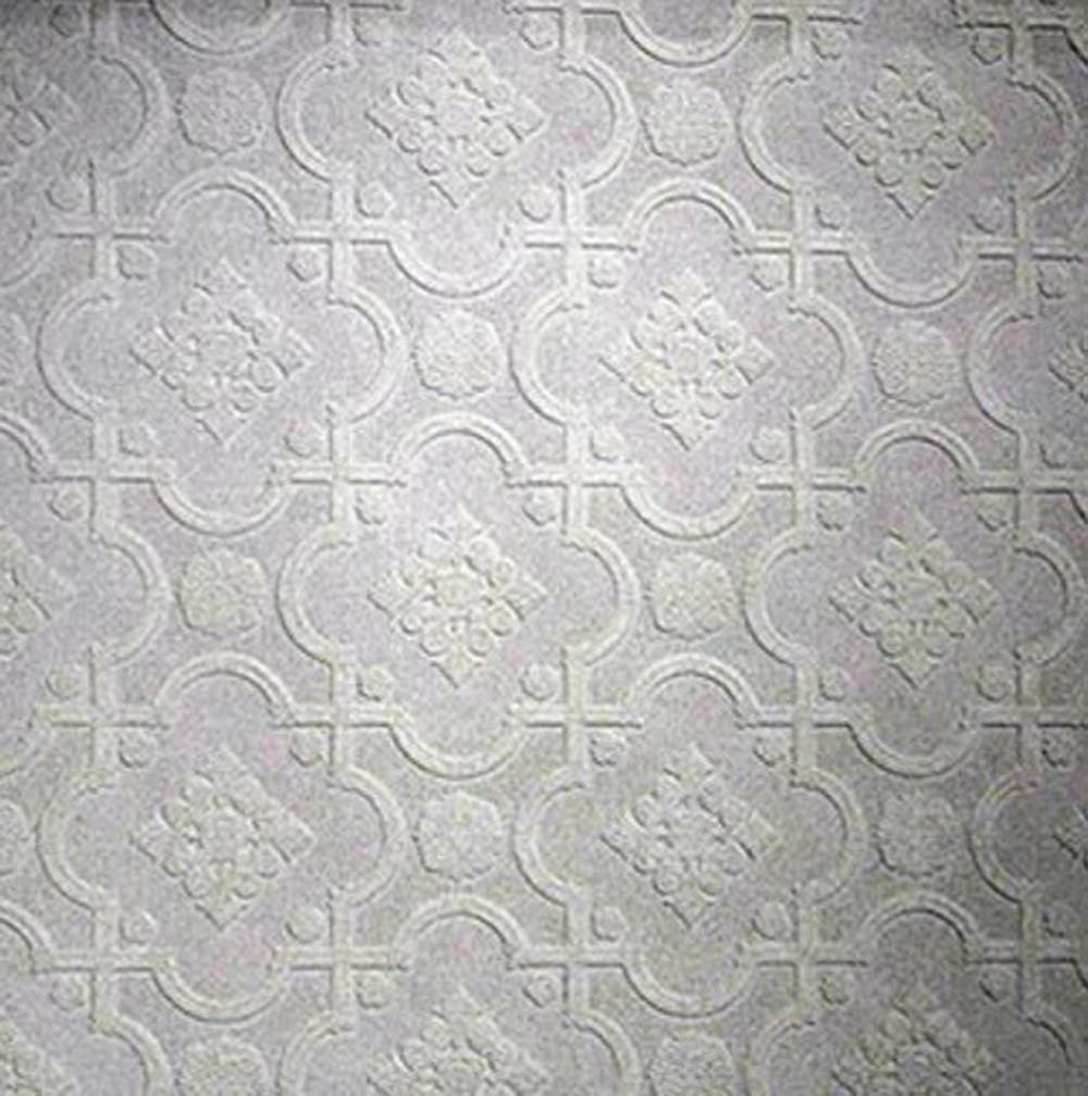 Paintable Wallpaper Pressed Tin Tile Look and 50 similar items 1000x1008