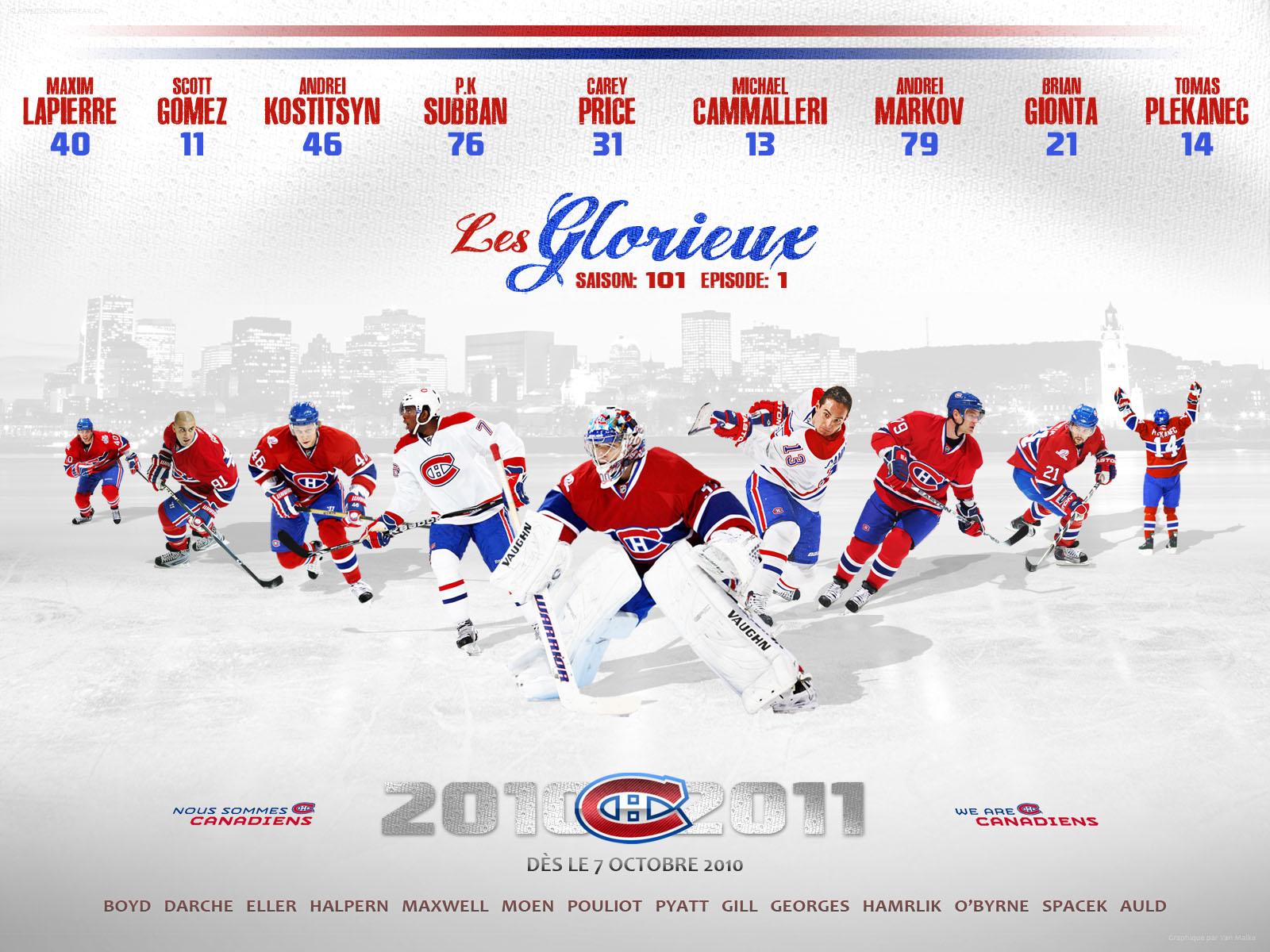 Montrealcanadienswallpaper2011 1600x1200
