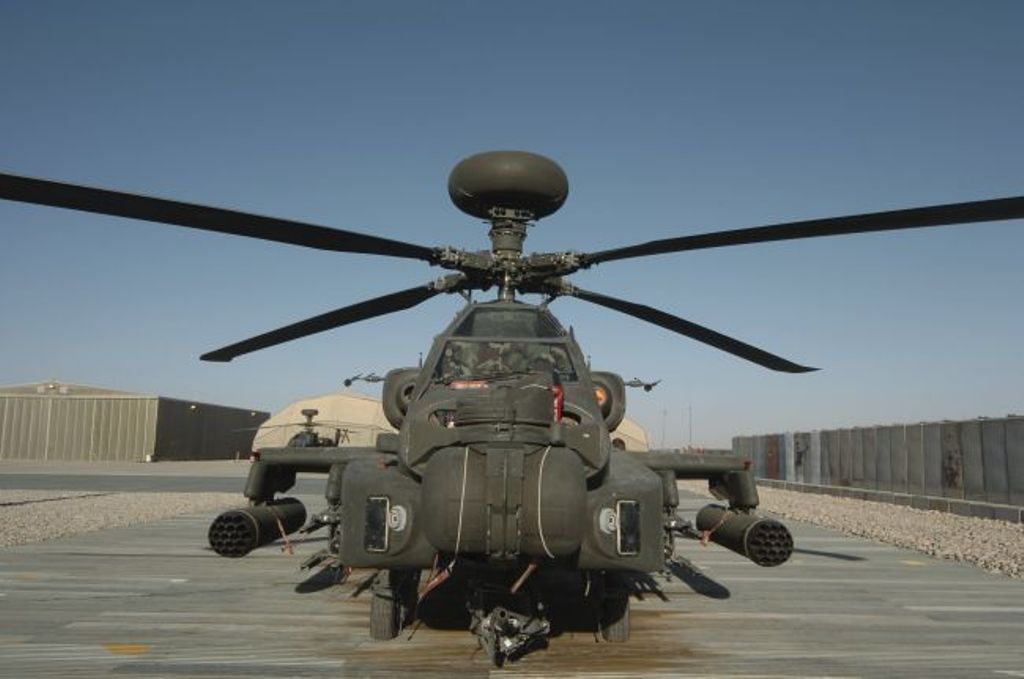 Apache Helicopter Wallpapers 1024x679