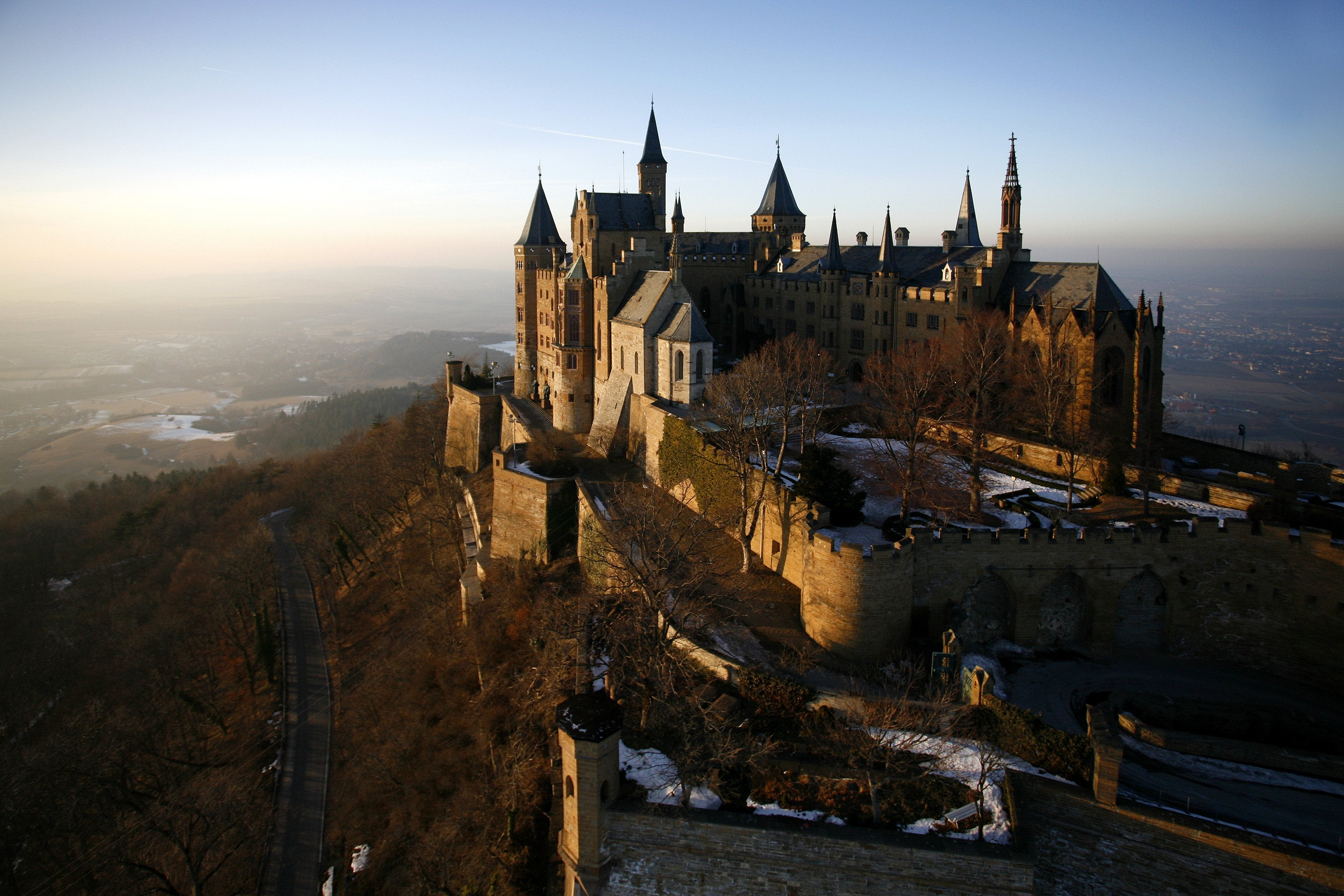 Hohenzollern castle wallpapers 3720x2480