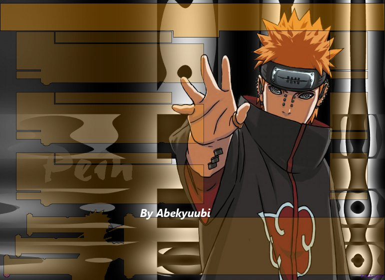 Naruto Arena Player Backgrounds Battle Screen 770x560