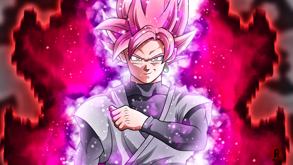 Black 2048x1152 Goku Black Rose Wallpaper 4k Gambarku