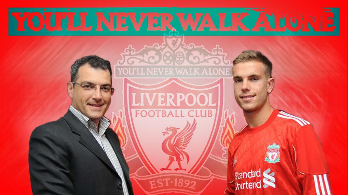 Jordan Henderson Liverpool by cozzie333 1192x670