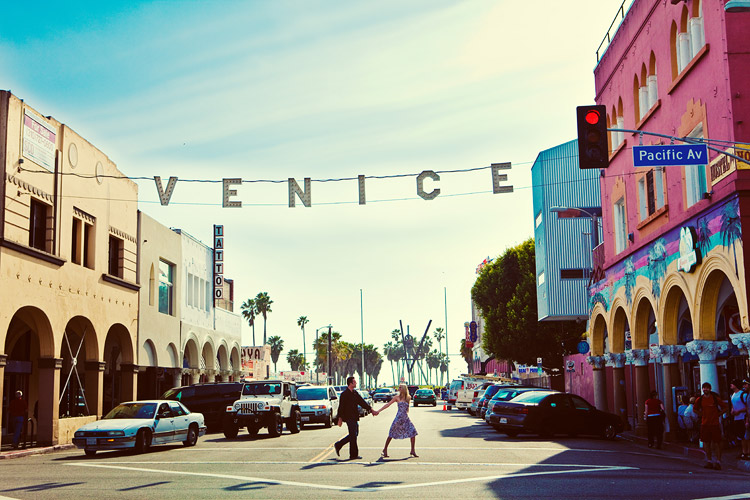 Venice Beach California Wallpaper 750x500