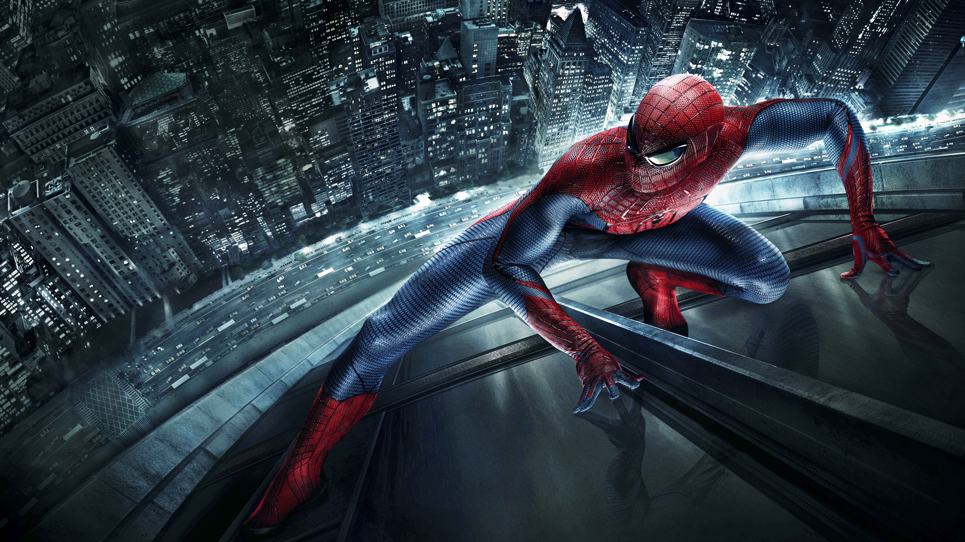 peter parker the amazing spider man full hd wallpaper 2012 1920x1080