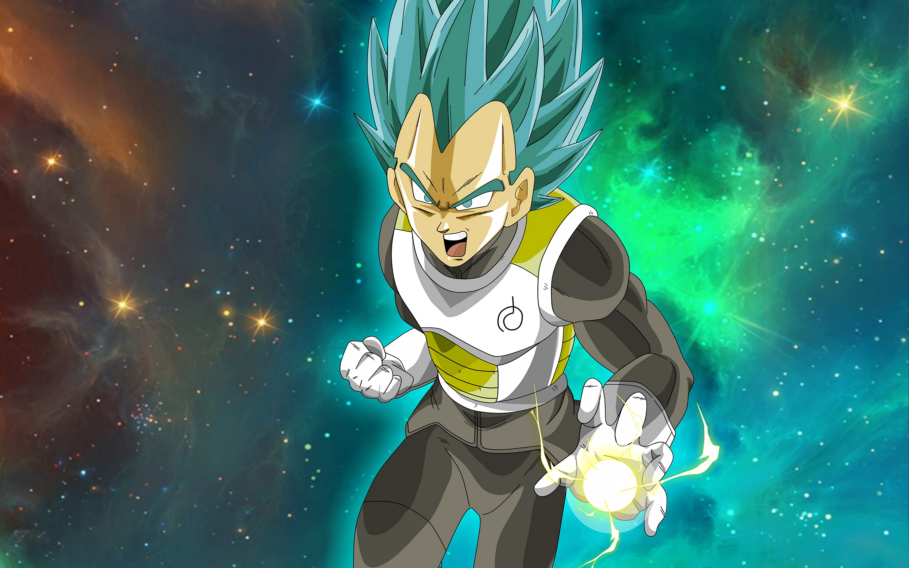 Vegeta Wallpapers full HD 3840x2400