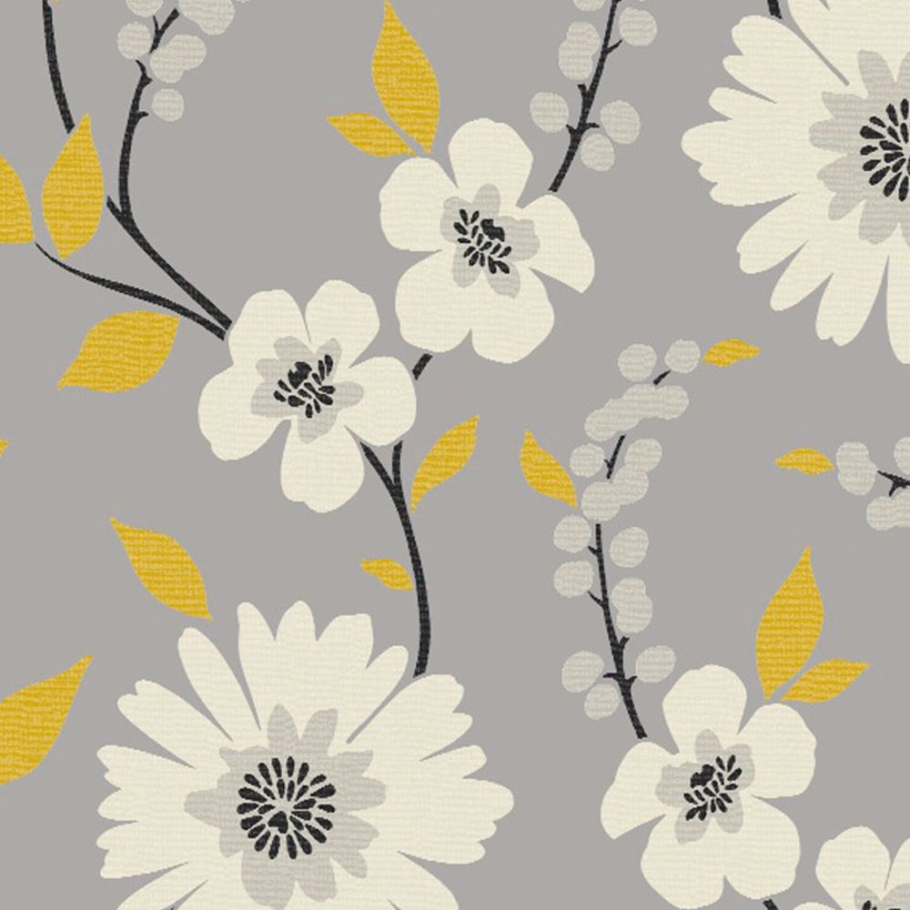 contemporary floral wallpaper 2015   Grasscloth Wallpaper 1000x1000