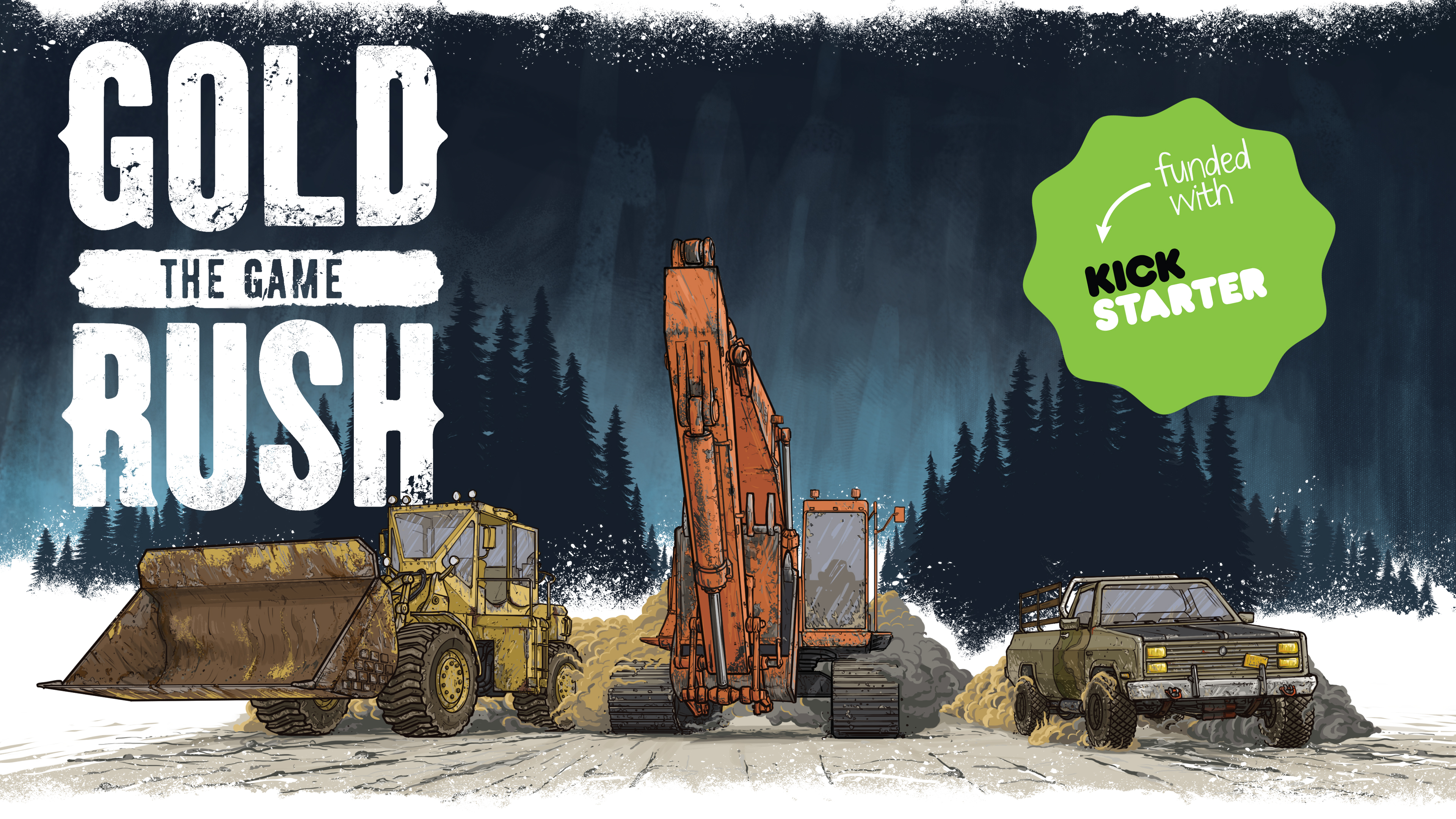 Gold Rush The Game on Steam 3840x2160