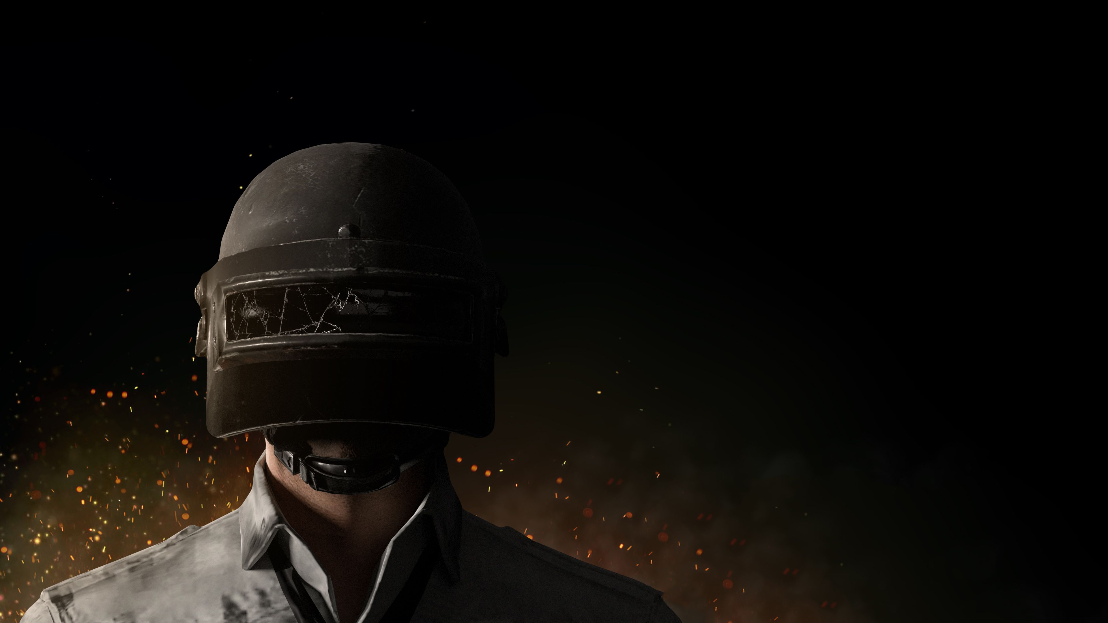 PUBG Helmet Guy 4k pubg wallpapers playerunknowns battlegrounds 3840x2160