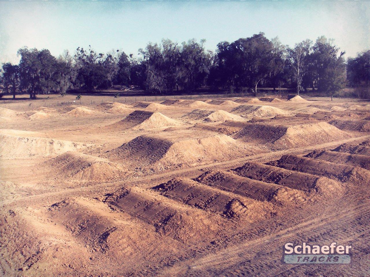 Motocross Track Wallpa...