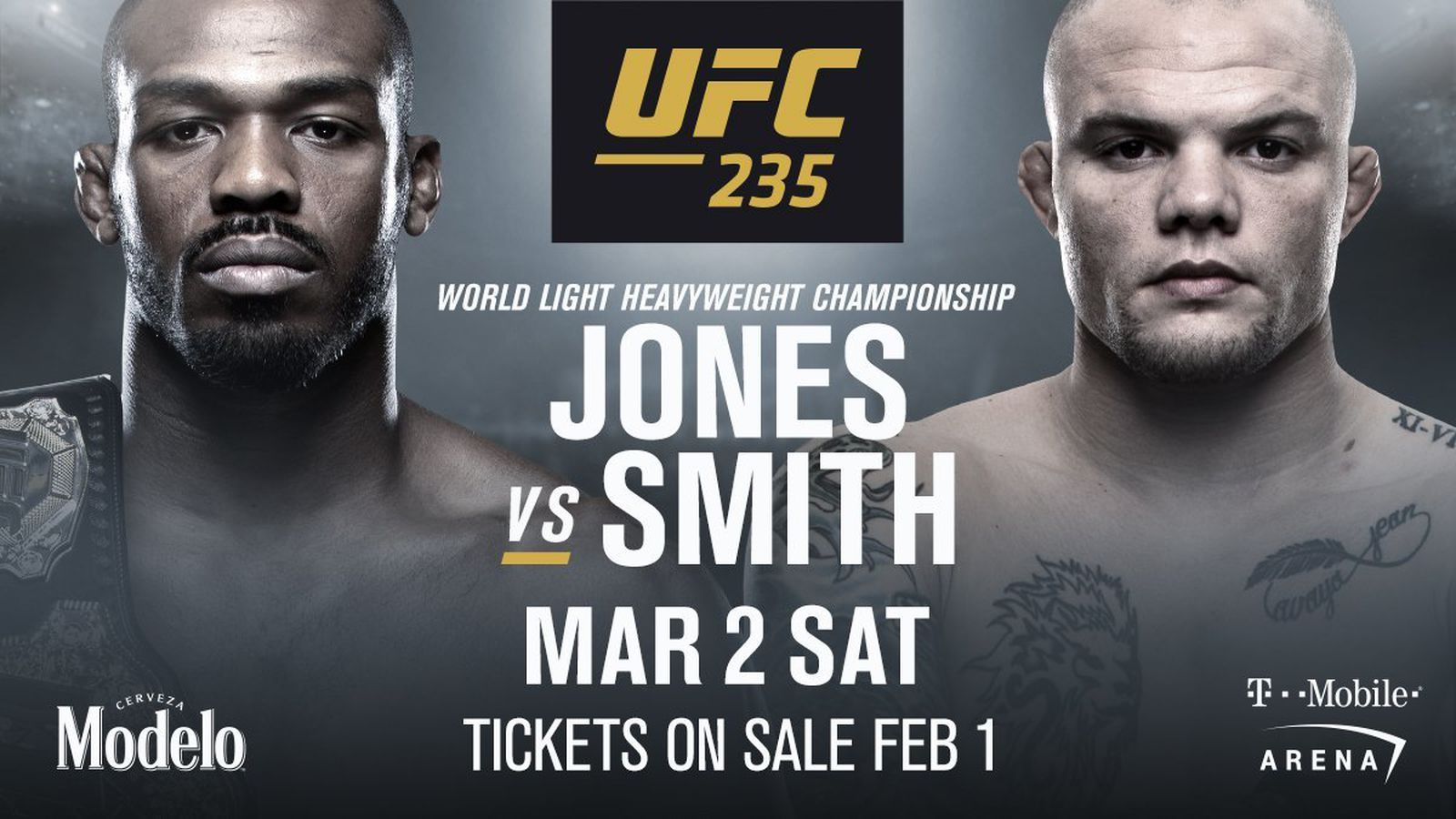 How When To Buy Tickets For UFC 235   mmawordcom 1600x900