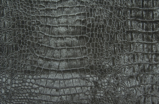 Limpopo Velvet Crocodile Fabric A striking crocodile skin velvet in 534x350
