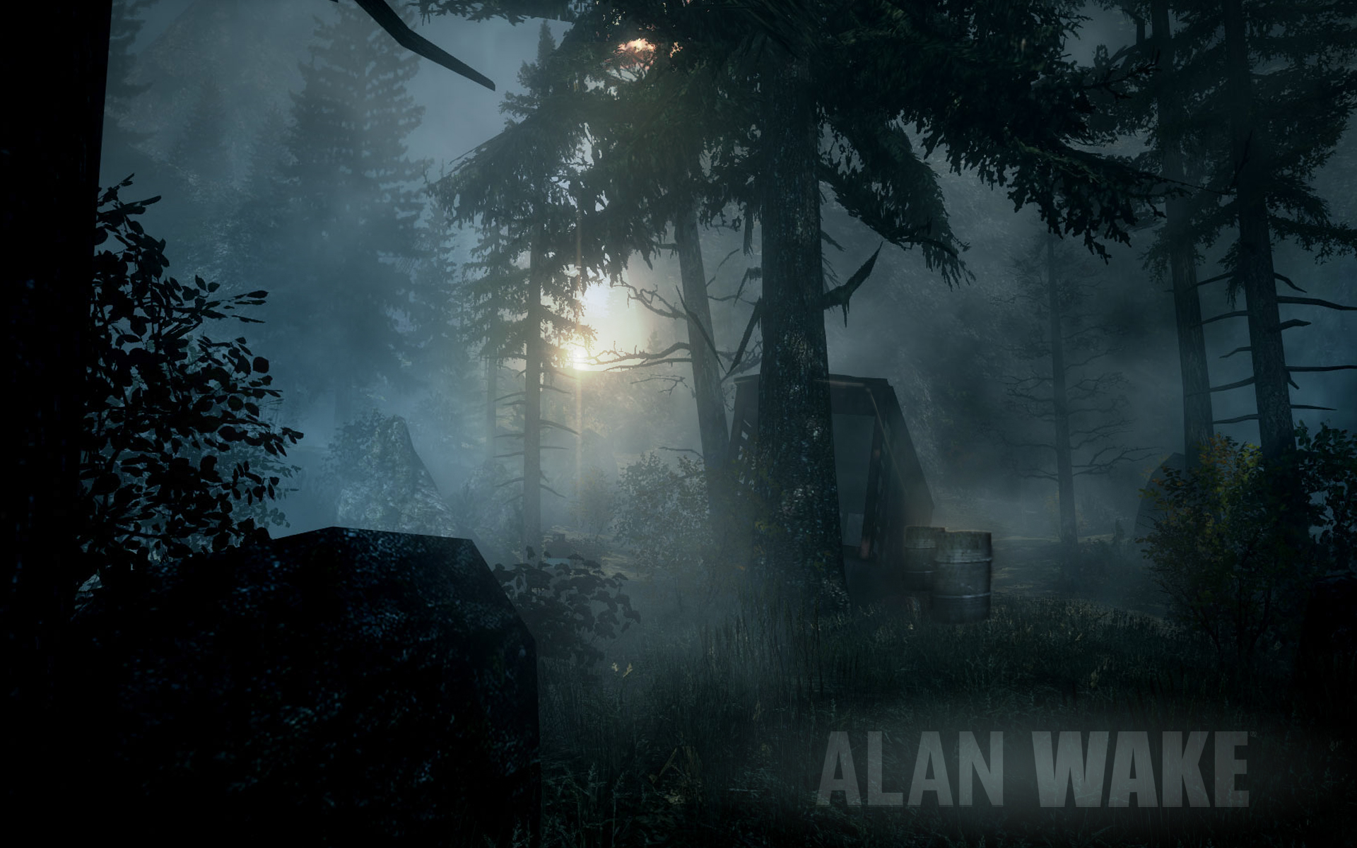 Alan Wake Video Game Wallpapers HD Wallpapers 1920x1200