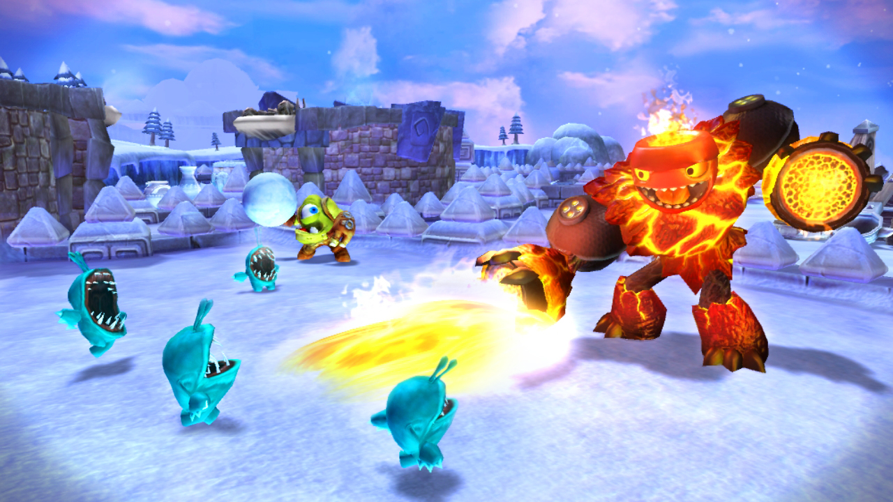 Skylanders Giants desktop wallpaper 32 of 74 Video Game Wallpapers 1280x720