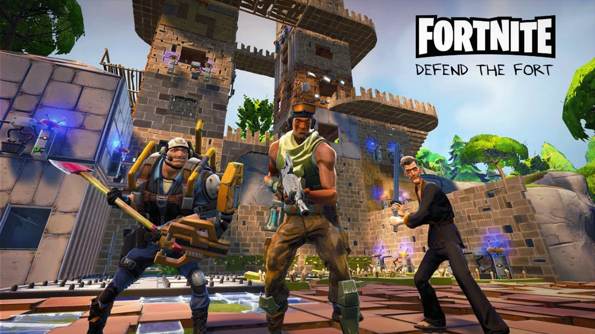 Fortnite Wallpaper High   WallsKid 1920x1080
