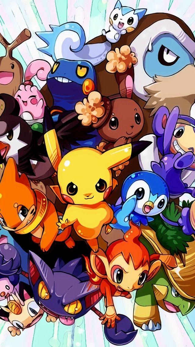 Pokemon 640 x 1136 Wallpapers disponible para su descarga gratuita 640x1136