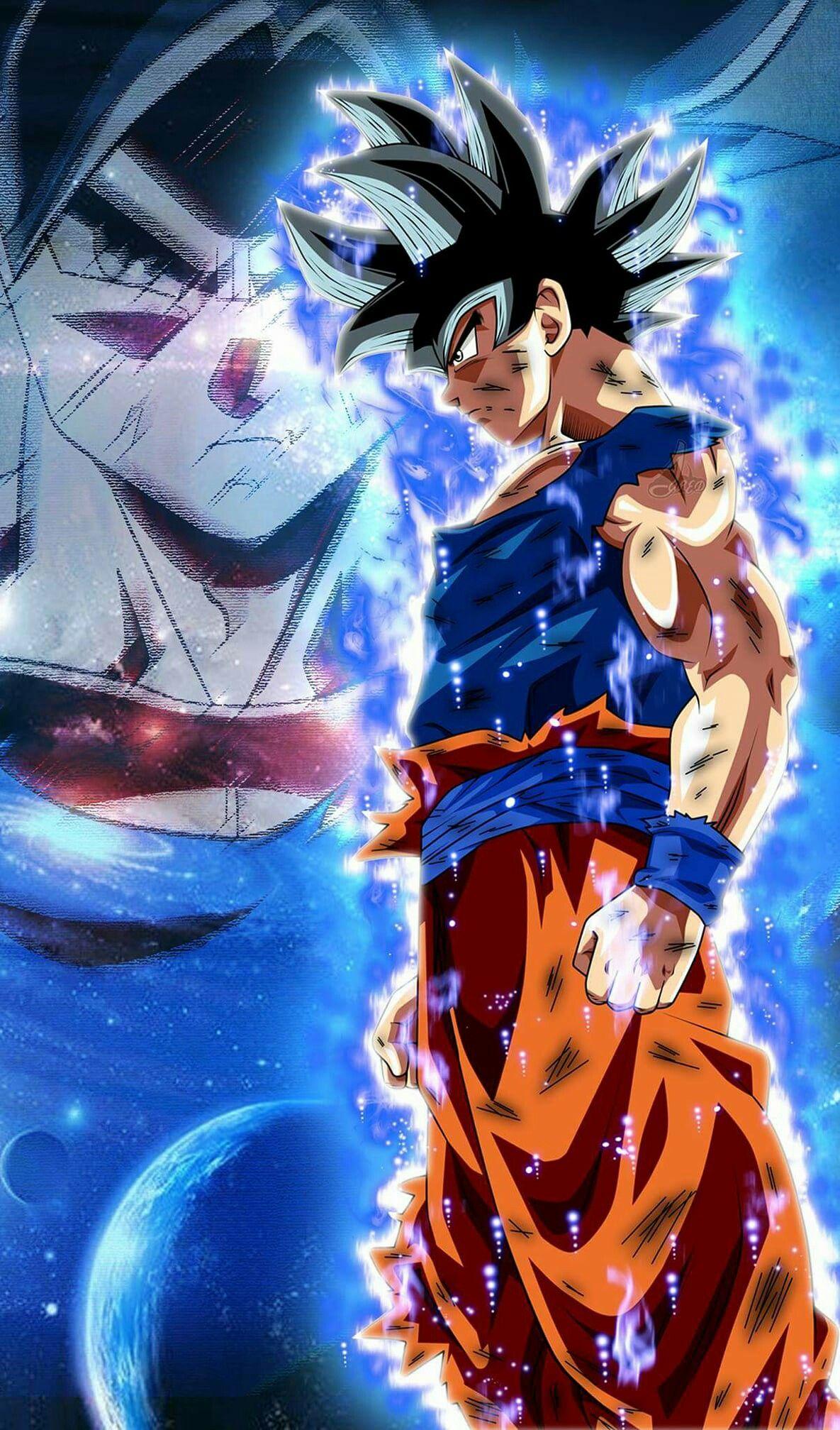 AWESOME Ultra Instinct Dragon Ball ZGTSUPER 1185x2015
