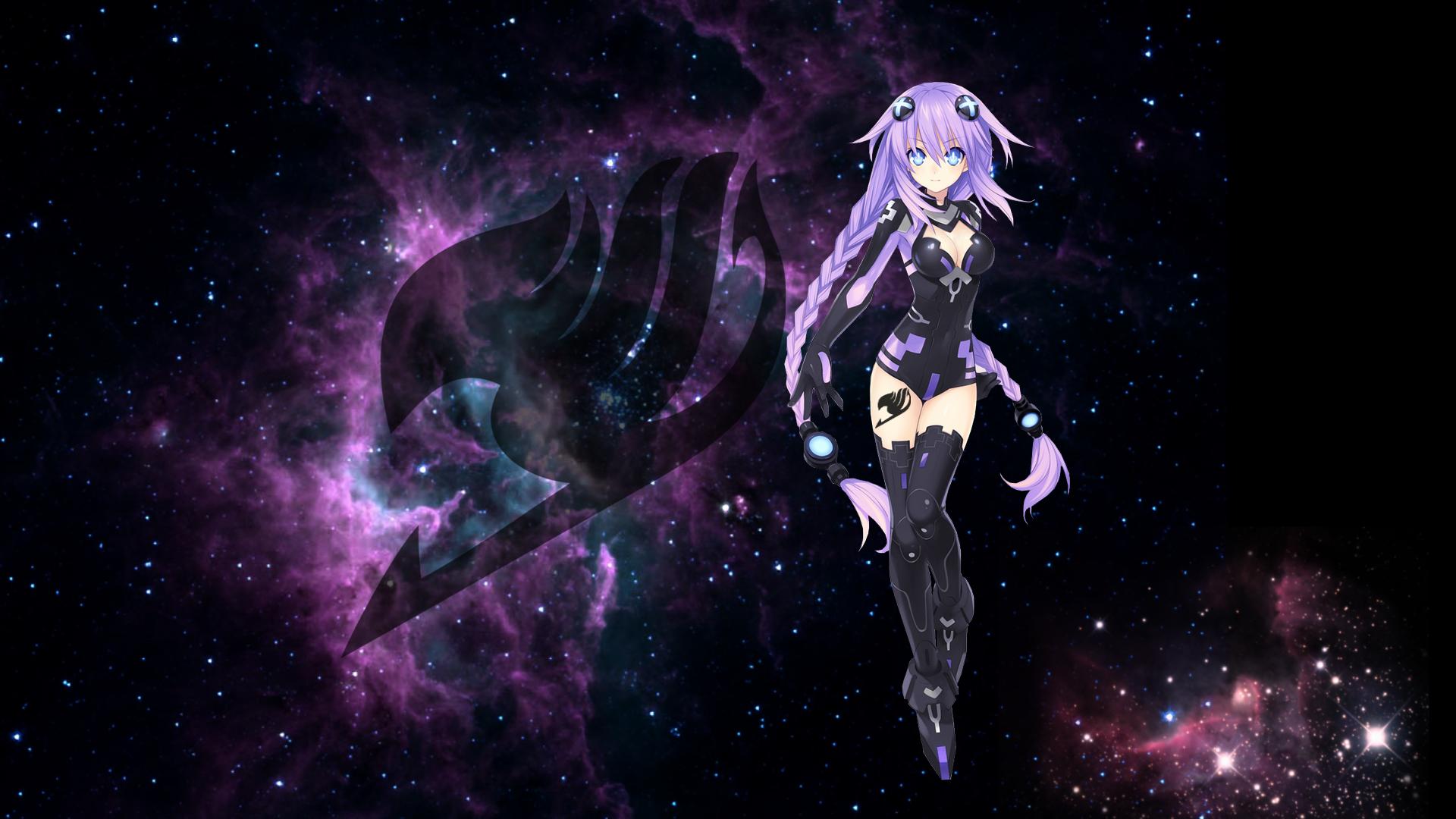 Download high res purple anime desktop background HD wallpaper 1920x1080