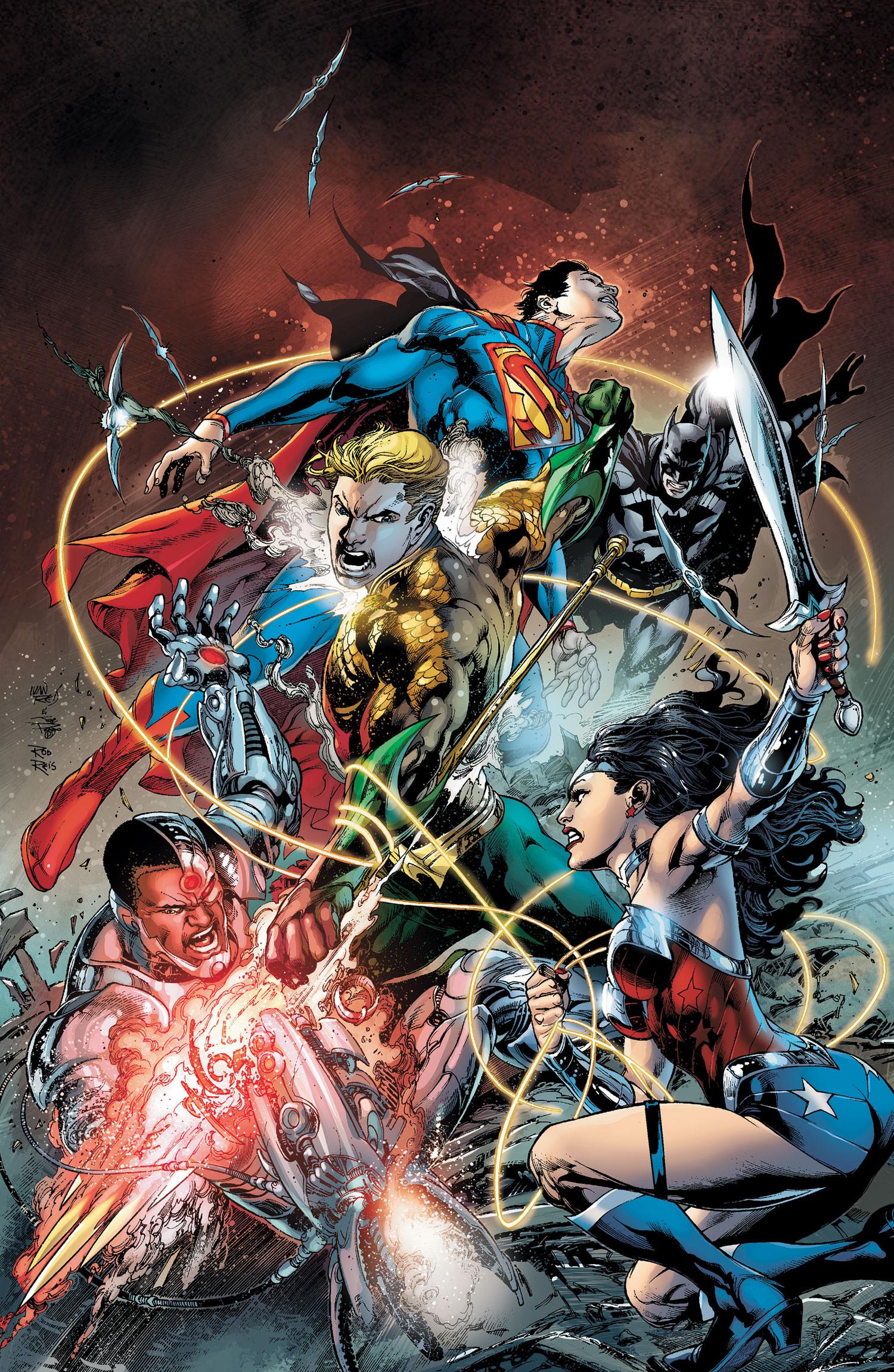 52 Photos 37 Reviews: Justice League New 52 Wallpaper