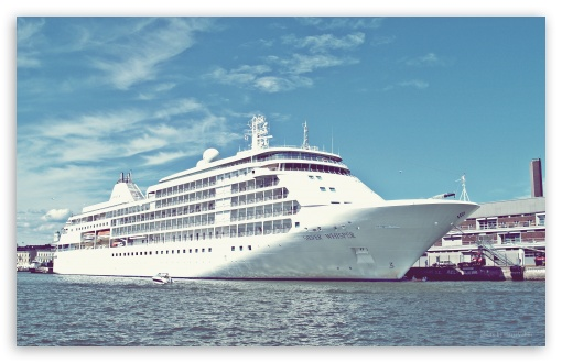 Cruise Ship HD wallpaper for Wide 1610 53 Widescreen WHXGA WQXGA 510x330