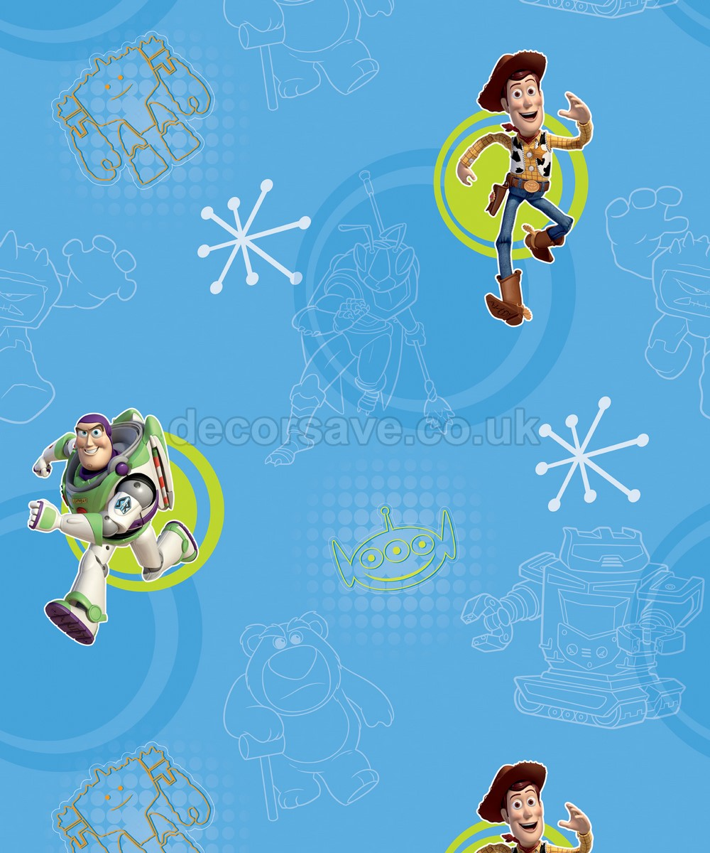 CLEARANCE DISCOUNT   Kids at Home Disney Toy Story 3 Wallpaper 1000x1200