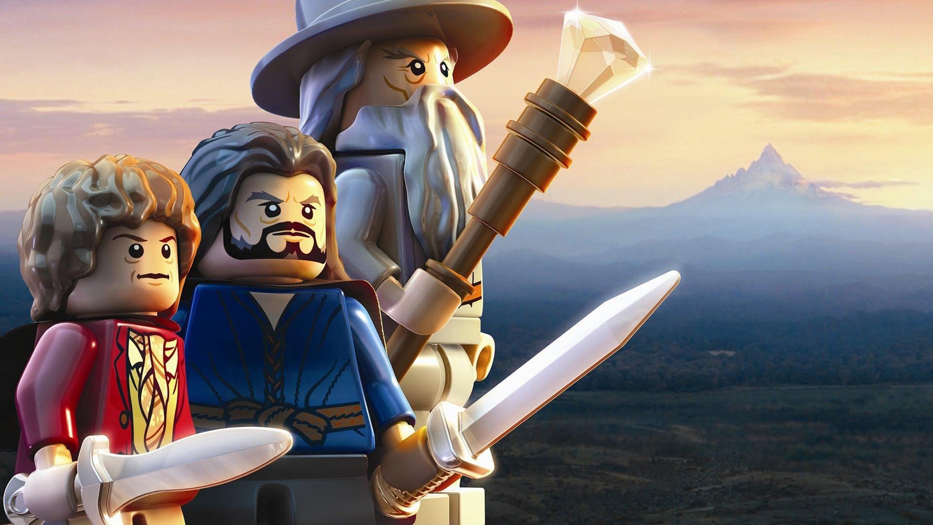 LEGO The Hobbit Game Wallpapers Best Wallpapers FanDownload 1920x1080