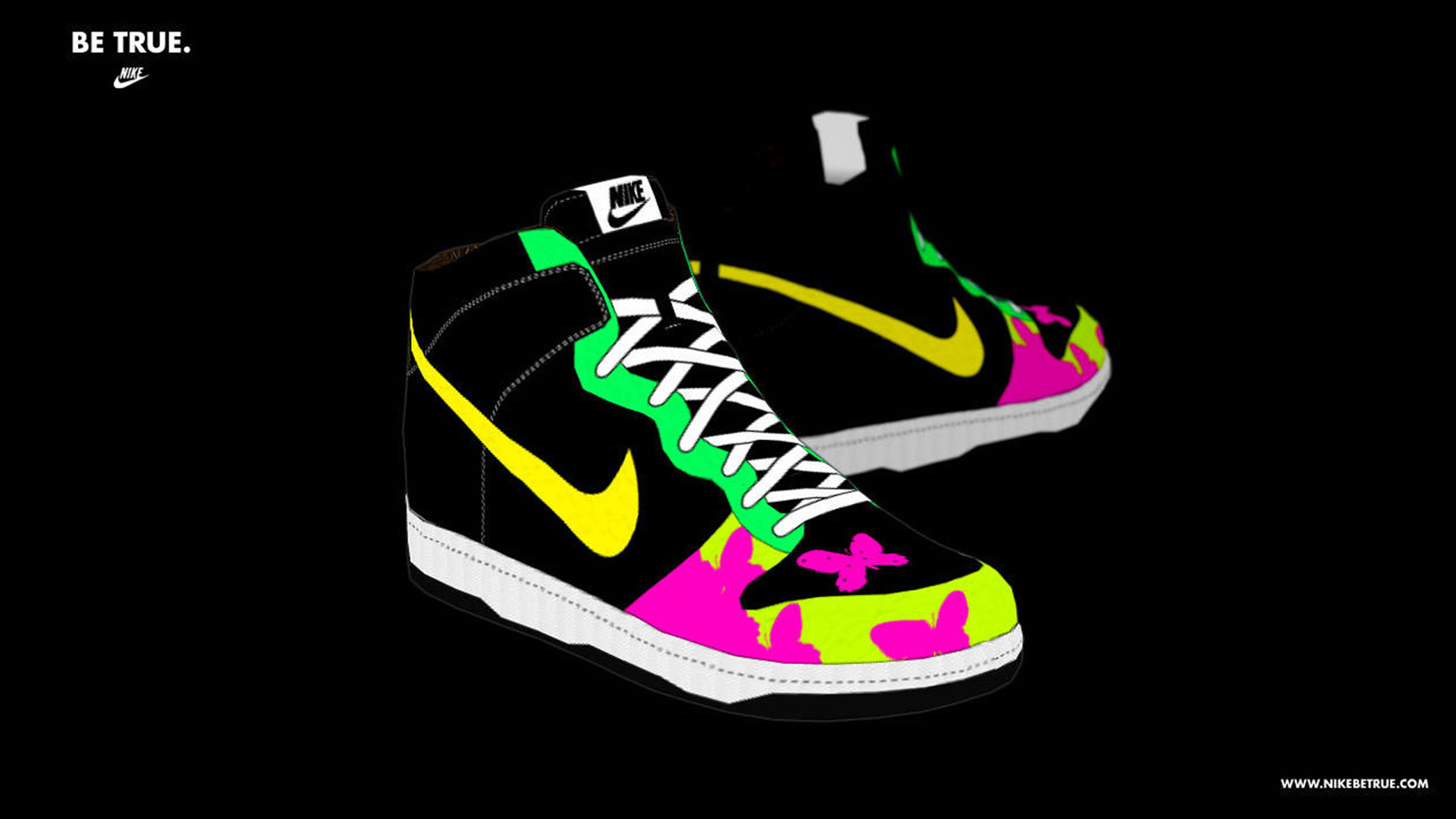 Nike Shoe Wallpaper Awesome Pictures And 2560x1440