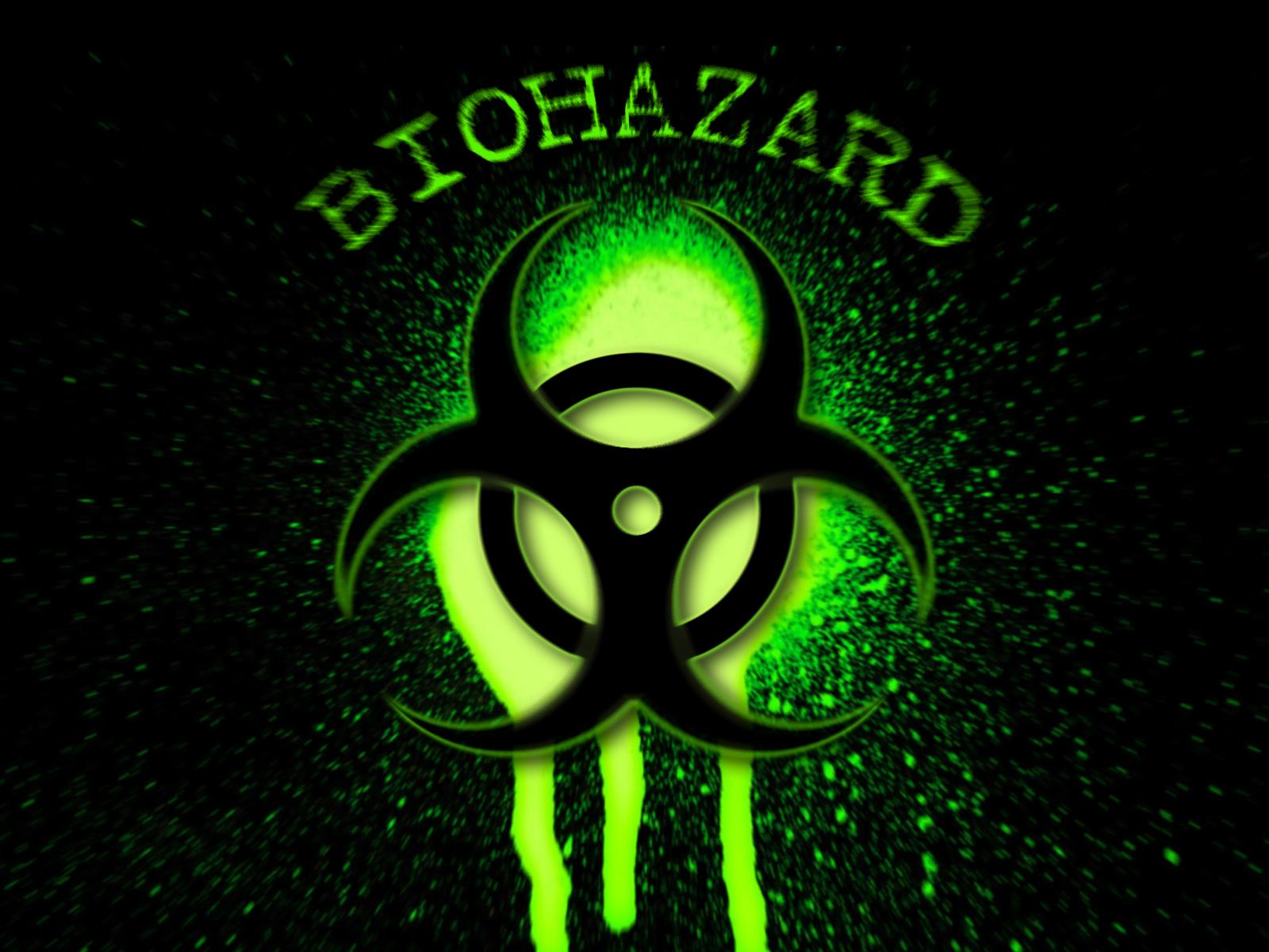 Biohazard Wallpaper HD - WallpaperSafari