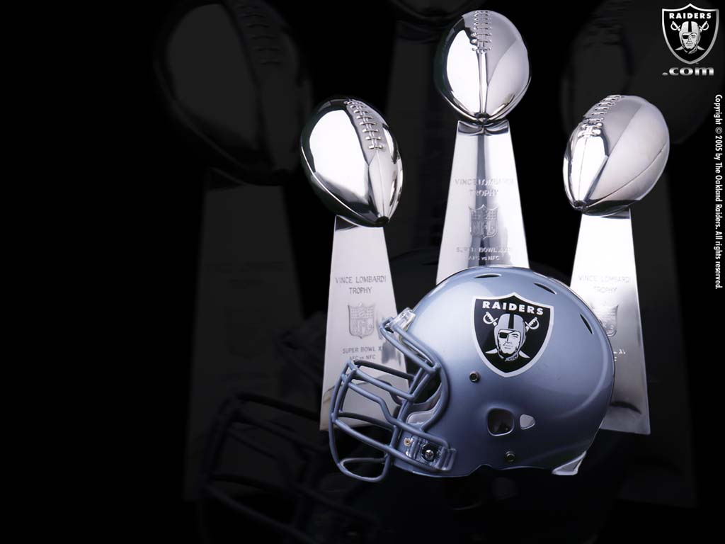 Oakland Raiders Wallpapers 1024x768